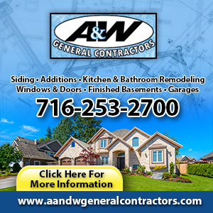 A & W General Contractors Website Thumbnail