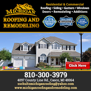 Michigan Roofing and Remodeling Website Thumbnail