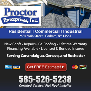 Proctor Enterprises, Inc. Website Image