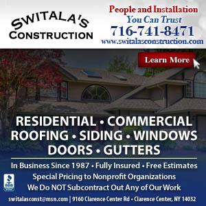 Switala's Construction Website Image