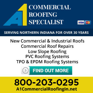 A-1 Commercial Roofing Specialist Website Thumbnail